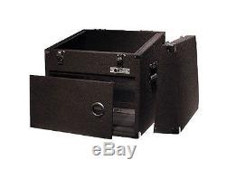 Odyssey Cases CXC906 New Cxc Combo Series 9U Top & 6U Vertical Space Combo Rack