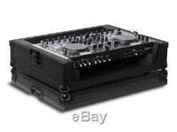 Odyssey Cases FRDNMC36000BL Denon Dn-Mc3000/Mc6000 Controller Black Label Case