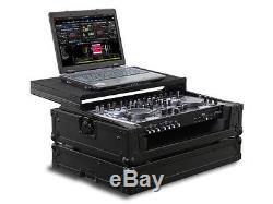 Odyssey Cases FRGSDNMC36000BL Black Label Case Dn-Mc3000/Dn-Mc-6000 Controller
