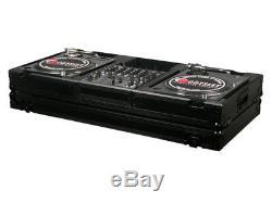 Odyssey Cases FZBM12WBL New Black Label 12 In Mixer Turntable Battlemode Coffin