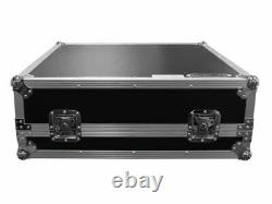 Odyssey Cases FZTF3W Flight Zone Case with Wheels for Yamaha TF3 Mixing Console