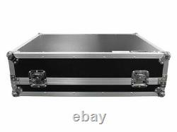 Odyssey Cases FZTF5W Flight Zone Case with Wheels for Yamaha TF5 Mixing Console