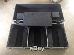 Odyssey Coffin Dj Case Glide Style FZGS12CDJW