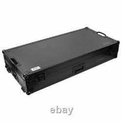 Odyssey DJ Coffin for Rane Seventy-Two Mixer & 2 Rane Twelve Controllers (Black)