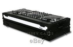 Odyssey FFX12CDJWBL Flight FX Series 2x Large Format CD and 12 Mixer DJ Coffin