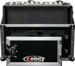 Odyssey FR1004 10U x 4U Mixer Combo Rack