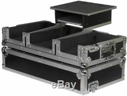 Odyssey FRGS4400W Glide Style Flight Ready ATA DJ CD/Mixer Case with Full Foam