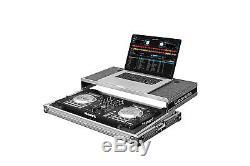 Odyssey FRGSMIXTRACK3 Numark Mixtrack 3 / Mixtrack Pro 3 Gliding Platform Flig