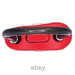 Odyssey FRLC04 19 Rackmountable Controller Case with Red TSA Lock
