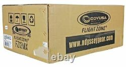 Odyssey FZ12MIX 12 ATA Battle Mixer Flight/Road Case with Removable Front Panel
