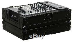 Odyssey FZ12MIXBL Black Label Case (Open Box)