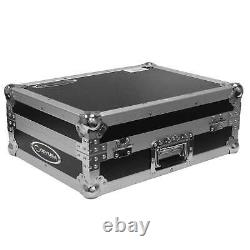 Odyssey FZ12MIXXD Flight Zone Series Pro-Duty Universal 12 DJ Mixer Case