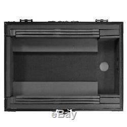 Odyssey FZ12MIXXDBL Black Label Series Pro-Duty Universal 12 DJ Mixer Case