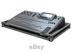 Odyssey FZBEHX32W Flight ATA Case with Wheels for Behringer X32 Mixing Console