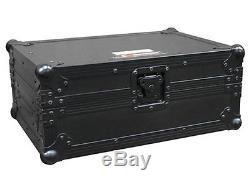 Odyssey FZCDJBL Black Label Pro DJ Case Pioneer CDJ800/CDJ1000/CDJ2000 & More