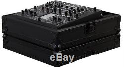Odyssey FZDJM2000BL New Pioneer DJm-2000 DJ Mixer Case Flight Zone Black Label