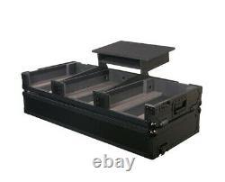Odyssey FZGS12CDJWBL Glide Style Coffin DJ Case (Black Label)