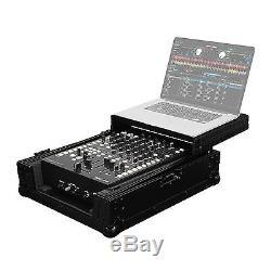Odyssey FZGS12MX1BL Black Label Low Profile 12 DJ Mixer Case