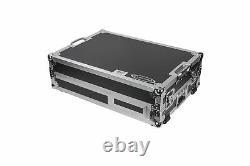 Odyssey FZGS1RA1272W Rane Seventy-Two Mixer & Rane Twelve Compact Coffin
