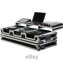 Odyssey FZGSP12CDJW Glide Coffin Case Pioneer CDJ 2000 900 850 DJM 900 800 700