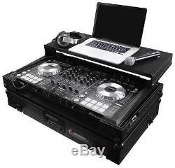 Odyssey FZGSPIDDJSXBL Glide Style Flight Zone Pioneer DDJ-SX DJ Controller Case