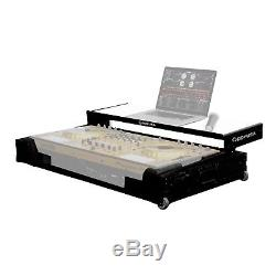 Odyssey FZGSPIDDJSZGTBL Pioneer DDJ-RZ / DDJ-SZ2 Black Label Glide Style Case