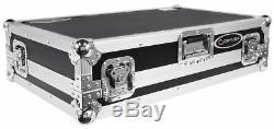 Odyssey FZPIDDJSX Heavy Duty ATA Flight Travel DJ Case for Pioneer DDJ-SX T1/S1