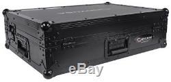Odyssey FZPIXDJR1BL Pioneer XDJ-R1 DJ Controller Flight Case Black