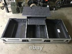 Odyssey Fzgs12cdjw Glide Style 12 Mixer 2 Large Format Players Dj Coffin Case