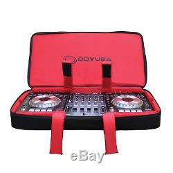 Odyssey Gear BRLDIGITAL3XL Red Series Triple Extra Large Digital Media Gear Bag