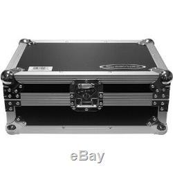 Odyssey Innovative Designs FZCDJ Flight Zone Large Format CD Player Case (Black)
