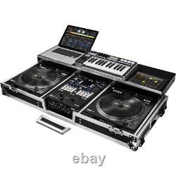 Odyssey Innovative Designs FZGSPRA1272W DJ Coffin Case for Rane 72 & Rane 12