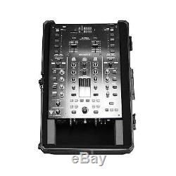 Odyssey K10MIXBL Black Krom Series Universal 10 DJ Mixer Case