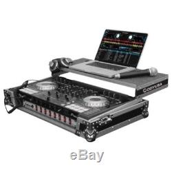 Odyssey Pioneer DDJ-RX/SX/SX2 DJ Controller Case With Bottom 1U 19 Rack Space