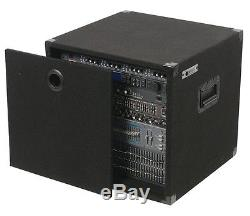 Odyssey Standard 10 Space Effects Rack CRE10 Rack 21 x 20 x 20 NEW