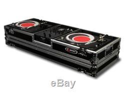 Odyssey Turntable Coffin Fzdj10W FZDJ10W Dj Equipment Case NEW