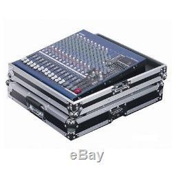 Odyssey Yamaha Mg16E/Mg16Fx Mixer Case Fzmg16E FZMG16E Dj Equipment Case NEW
