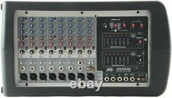 Peavey XR8300 powered mixer from Fortmadisonguitars this beast KILLS Mackie