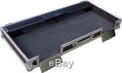 Pioneer CDJ2000 DJM800 Swan Flight Case DJ Mixer Coffin (Hex)