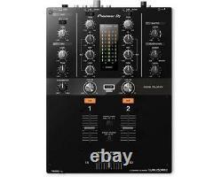 Pioneer DJM-250MK2 2-channel Scratch Mixer with Rekordbox DVS