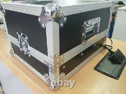 Pioneer DJM 800 mixer + Flight Case and Original Box