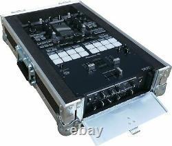 Pioneer DJM-S11 DJ Mixer Swan Flight Case (Hex)