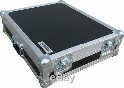 Pioneer DJM-V10 DJ Mixer Swan Flight Case (Hex)