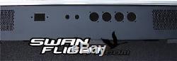 Pioneer DJM2000 CDJ2000 Swan Flight Case DJ Coffin (Hex)