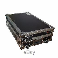 Pioneer Ddj-sxii Prox Xs-ddjsxwlt Dj Flight Road Ready Hard Travel Case W Laptop