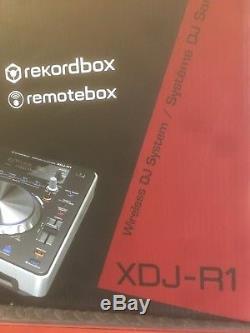 Pioneer XDJ-R1 2-Channel Digital Mixer 24-bit/44kHz USB (New)