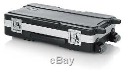 Pro Audio 12 X 24 Mixer Case With Carry Handle New Gator Cases G-mix 12x24