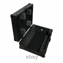 Pro X Flight Case for 12 In. Large Format DJ Mixers (Black)