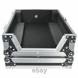 Pro X Flight Case for 12 In. Large Format DJ Mixers Universal