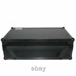 Pro X Flight Case for Denon Prime 4 Standalone DJ System with2U Rackspace (Black)